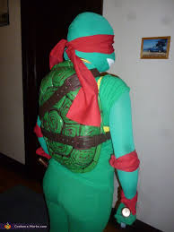 Halloween Ninja Turtle Costume Ninja Turtle Raphael Halloween Costume Photo 2 5