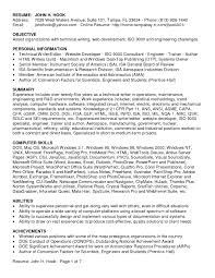 Resume Verbiage Network Security Resume Verbiage For Accomplishments Network
