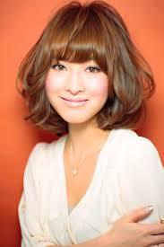 shoulder length korean haircut n styles short hairstyles simple