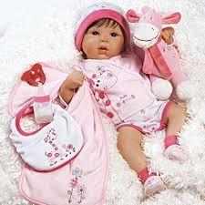 amazon black friday dolls amazon com paradise galleries lifelike realistic baby doll tall