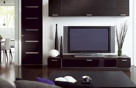 Living Room With Tv by Minimalist Living Room With Tv Stand Table Lamp Wooden Coffee