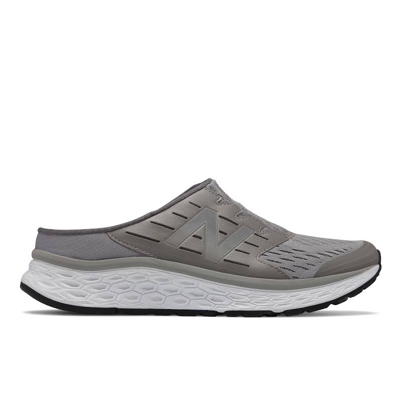 New Balance 900v1 Laceless Slip-On Sneakers Gray 16 Extra Wide (E+)