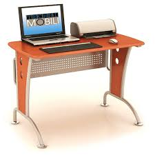 techni mobili trendy desk with drawer walmart com