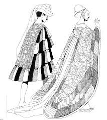 fashion coloring pages coloring page of history u003e coloring page