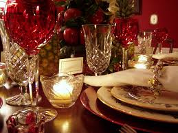 furniture accessories beautiful gold christmas table