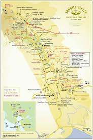 San Francisco Cable Car Map by Best 20 Napa Valley Map Ideas On Pinterest Sonoma Winery Map
