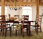 Dining Room Ikea : Awesome Casual Wooden Dining Room Decor Ideas ...