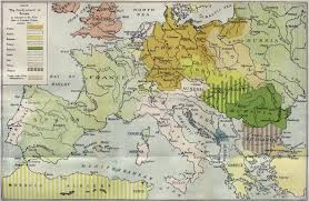 Europe After Ww1 Map by