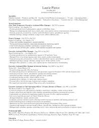 Sample Resume Management Position Sample Resume For Office Manager Position Collections Account