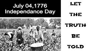 thanksgiving reason for its celebration why black people should not celebrate 4th of july youtube