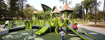 Brisbane City Botanic Gardens by The City Botanic Gardens Nature Inspired Playground