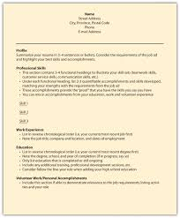 resume format canada adm 2166 be calm too canadian edition 1 0 2 flatworld printing packaging and delivery