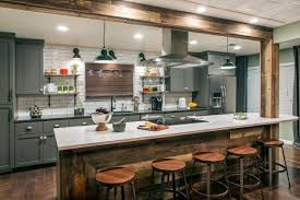 Kitchen Table Bar Style An Extraordinary Kitchen With A Welcoming Pub Vibe Hgtv U0027s