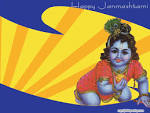 Wallpapers Backgrounds - Download wallpapers Lord Krishna Celebrate year festival