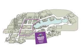 Orlando Universal Studios Map by Mardi Gras Universal Studios Florida