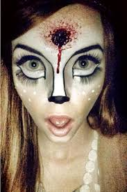 25 best scary halloween makeup images on pinterest halloween