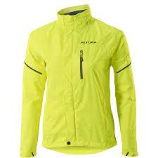 fluorescent bike jacket wiggle womens cycling waterproof jackets
