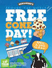Ben & Jerry's Free Cone Day April 3