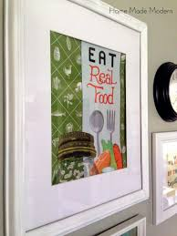 kitchen design awesome make your own wall art diy canvas art