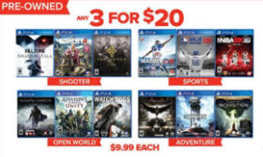 gamestop ps4 black friday best playstation deals for the 2016 black friday sales the