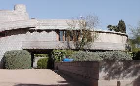 David Wright House The David And Gladys Wright House Phoenix Arizona Builders Exchange