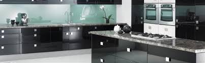 Black Kitchen Designs Photos Black Kitchen Design Home Design Ideas Murphysblackbartplayers Com