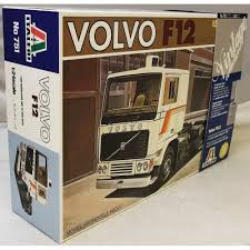 volvo truck models italeri 1 24 751 volvo fh12 model truck kit italeri from kh