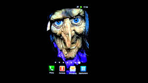 halloween hd live wallpaper halloween witch live wallpaper hd youtube
