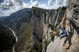 Free Soloers Are Crazy,