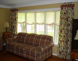 transforms a plain bay window to a cozy nook would love to make a bay window curtain ideas for bedroom