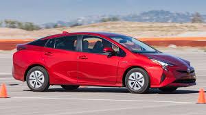 toyota motor car 2016 toyota prius hybrid consumer reports