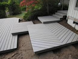 backyard deck design dubious backyard deck designs 1000 images