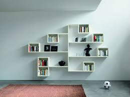 modest bedroom wall shelving ideas decoration of apartment