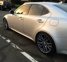 lexus is350 wheels 2008 is350 19