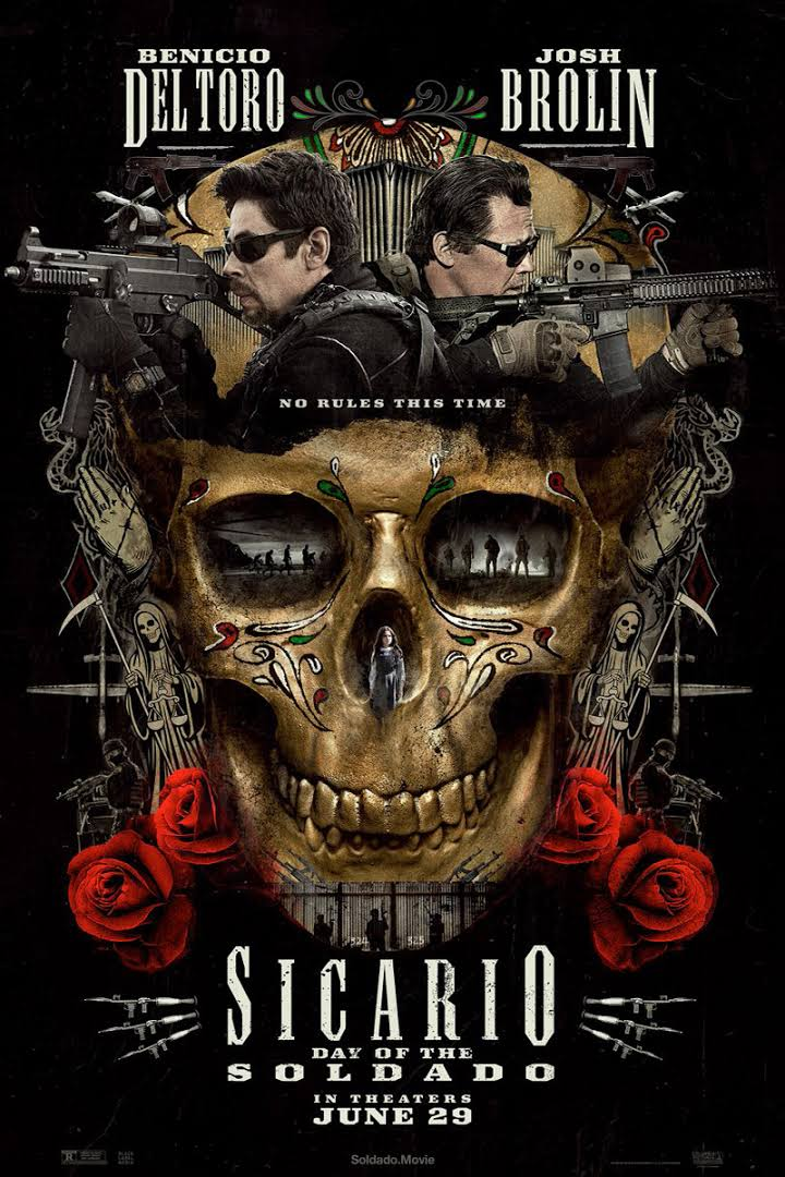 Sicario: The Day of the Soldado 2018