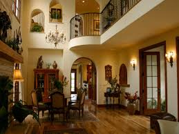 fancy mediterranean home interior design with tuscan mediterranean