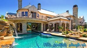 decor wonderful mansions with pools and stunning exterior new