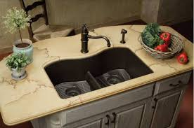 Best Kitchen Sink Materials You Will Love - Granite kitchen sinks pros and cons