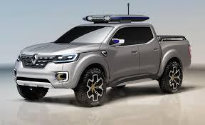 All Renault Models Renault To Unveil New Alaskan Pickup Truck On June 30