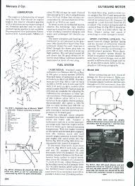 mercury service manual documents