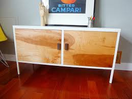 Ikea Besta Legs Hack The 10 Coolest Mid Century Ikea Hacks Hither U0026 Thither
