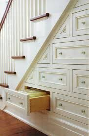 Amazing Under Stair Storage Design
