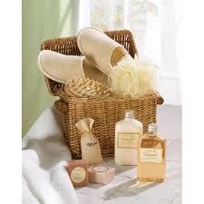 wholesale vanilla milk bath gift set rustic cord box gel lotion cheap
