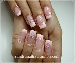beby pink french nail art gallery by nails magazine nails