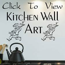 Kitchen Wall Pictures The Important Of Kitchen Wall Decals For You The New Way Home Decor