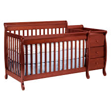 Convertible Crib Changer Combo by Delta Crib And Changing Table Combo Instructions Creative Ideas