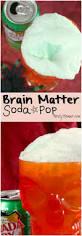 brain matter soda pop halloween drink allergy friendly