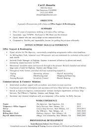 More Resume Help