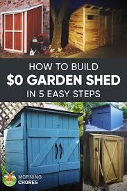 best 25 diy storage shed ideas only on pinterest diy shed plans