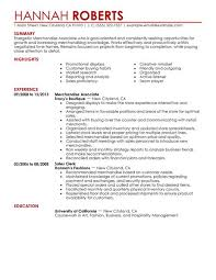 Journeyman Electrician Resume Sample by Simple Merchandise Associate Resume Example Livecareer